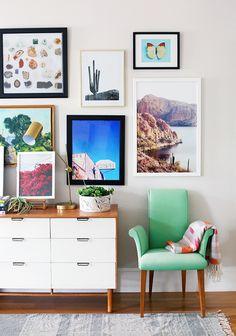 Gallery wall copy