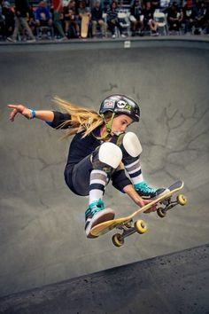 The confidence we need to take on life challenges pale in insignificance when compared to simply dropping in on a skateboard. Live skate be happy.