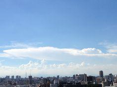 cloud at Tokyo