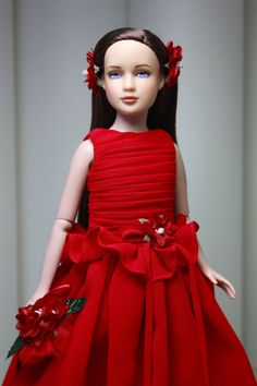 'Flower Girl' Marley Wentworth by Robert Tonner