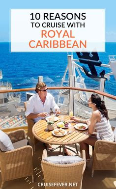 We love cruising and each cruise line offers something unique and special for your vacation. Here are 10 reasons to check out Royal Caribbean's offerings this year.