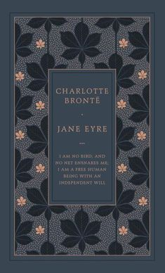 Buy Jane Eyre by Charlotte Bronte at Mighty Ape NZ. Part of a special set of 10 hardcover classics, designed by Coralie Bickford-Smith, that innovatively use foil and a special new binding material to c. Charlotte Bronte Jane Eyre, Emily Bronte, Jane Eyre Book, Jane Austen, Classic Literature, Classic Books, Good Books, Books To Read, Reading Books