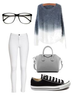 """""""Untitled #10"""" by cuchiplasti on Polyvore featuring interior, interiors, interior design, home, home decor, interior decorating, Converse and Givenchy"""