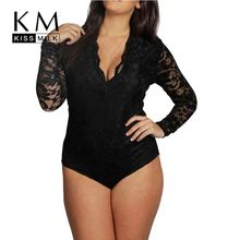 details about sexy new plus size black teddy women's lace long