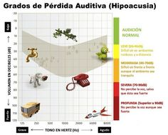 GRADOS DE PÉRDIDA AUDITIVA Plaza, Speech Therapy, Audio, Speech Pathology, Disability, Special Education, Speech Language Therapy, Red
