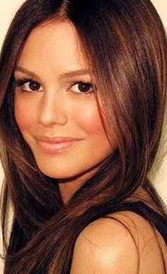 Makeup tips for Brown Hair, Brown Eyes, and Tan Skin