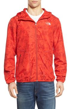 The North Face -  'Ampere Wind Trainer' Wind & Water Repellent Jacket C$114.19