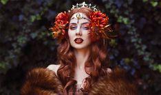 Autumn Queen by Jolien-Rosanne.deviantart.com on @DeviantArt