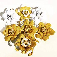 fiori in gomma crepla