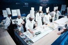 Kitchen Jury members at work: check-in of each ingredients and equipment bring by the teams. #bocusedor #bocusedoreurope #roadtolyon Bocuse Dor, Bring It On, Europe, Check, Kitchen, Cooking, Kitchens, Cuisine, Cucina