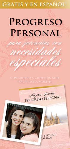 Progreso Personal para jovencitas con necesidades especiales | Conexión SUD