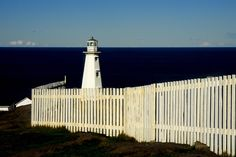 Cape Spear Lighthouse by Terry Fuller on 500px