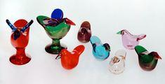 April 2009 Oiva Toikka - My Iittala Scandinavian Design, Glass Art, Objects, Birds, Crystals, Image, Finland, Gypsy, Interior Design