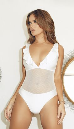 ANGELINA SWIM (WHITE)