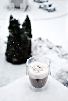 Only Deco Love: Beautiful Snow