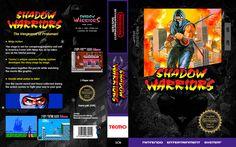 Nr 11 - Shadow Warrior, by RLA