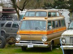 Dodge 1969 Xplorer 21 Motor Home Want Rv Dreams