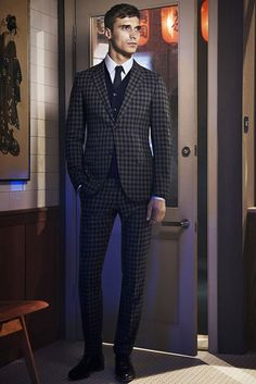 GUCCI PRESENTS: MEN'S TAILORING FEATURING CLÉMENT CHABERNAUD