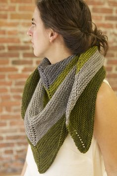 I love a big shawl, something I can really wrap up in to keep out the cold. In this tutorial we will be knitting Grain, a simple garter shawl. First, you will need a pattern so download the free G…