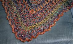 Ravelry: Morning Has Broken pattern by Kelly Surace Loom Knitting Patterns, Shawl Patterns, Crochet Patterns, Crochet Scarves, Crochet Clothes, Crochet Prayer Shawls, Morning Has Broken, Fiesta Colors, Ravelry Crochet