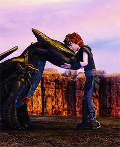 Best Friends ^w^ btw Hiccup is so hot here :3
