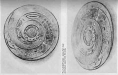O Prato de Lolladoff - prato de pedra com 12.000 anos de idade (10.000 antes de cristo) | Disso Voce Sabia?