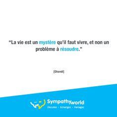 Chaque énigme trouve sa solution, la votre est peut être sur Sympathy World ?  http://sympathy-world.fr