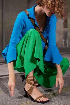 Erika Cavallini Resort 2019 Fashion Show Collection: See the complete Erika Cavallini Resort 2019 collection. Look 41