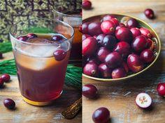 newhippiekitchen: Festive Cranberry Rum Punch!