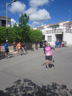 Media Maratón Los Barruecos en Malpartida de Cáceres...  : )