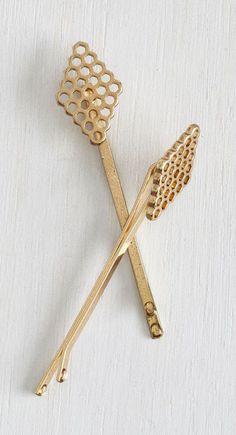 Hive Got the Golden Ticket Hair Pin Set
