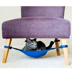 Rede de Descanso Pet Love para Gatos - Azul - Pet Love