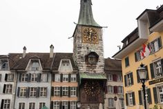 Solothurn: 11 steps to making your city getaway perfect! Places To See, Places Ive Been, The Number 11, 12th Century, Old Town, The Locals, Big Ben, Switzerland, Cathedral
