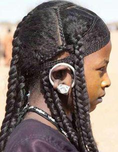 Tuareg Princess~ Niger, Africa