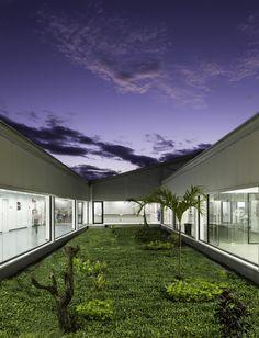 Galería - Hospital en Puyo / Pm, Mt - 3