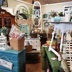 Beautiful Colors & Layered Combinations using Debi's DIY Paint Consignment Store Displays, Consignment Furniture, Paint Finishes, Diy Painting, Furniture Makeover, All The Colors, Painted Furniture, Paint Colors, Beautiful
