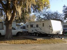 Mouse Mountain RV Park Davenport FL A Very Nice