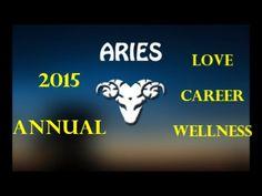 Aries Horoscope For 2015