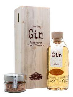 Gin Berto Juniperus Casque Finition / Quaglia