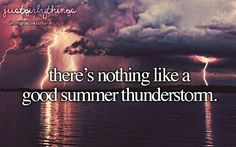 Imagen de summer, thunderstorm, and justgirlythings
