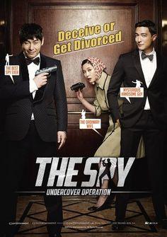 The Spies เดอะสปาย สายลับภารกิจสังหาร