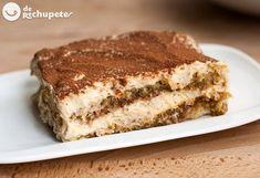 Italian Tiramisu, Cake Dip, Famous Desserts, Sweets Recipes, Something Sweet, Italian Recipes, Baking, Ethnic Recipes, Food