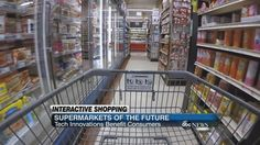 Supermarkets of the Future   ABC News