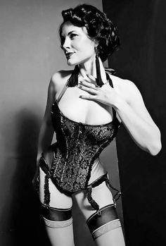 Pinup #corset