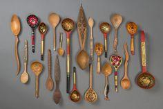 Выставка «Ложка деревянная»