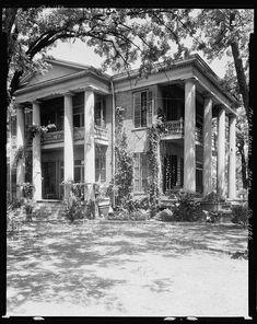 Marks House, Jeff Davis & Lapseley Sts., Selma, Dallas County, Alabama.