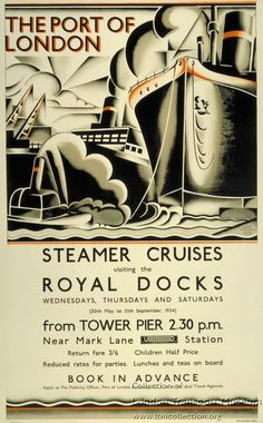 Poster 1983/4/3853 - Poster and Artwork collection online from the London Transport Museum