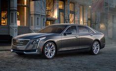 Cadillac CT6 Plug-In Hybrid Announced