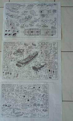 Les plans de détails Plans, Sheet Music, Music Sheets