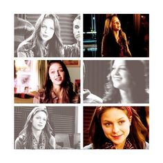 Melissa Benoist ❤ liked on Polyvore featuring faces and marley rose